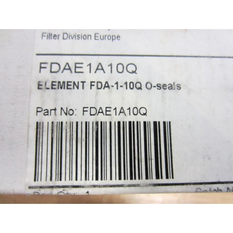 PARKER FILTER ELEMENT FDAE1A10Q NEW FDAE1A10Q