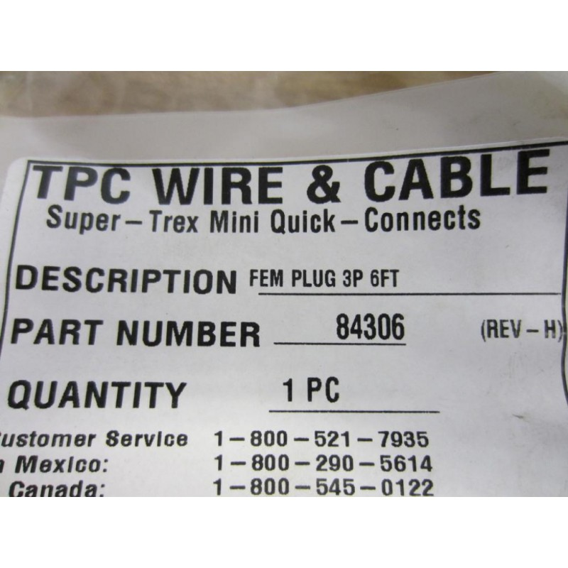 Best Tpc Wire And Cable 600v Contemporary - Wiring Diagram Ideas ...