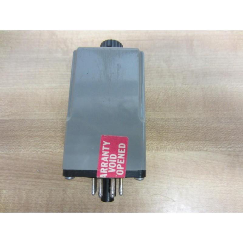 Syracuse Electronics Tnr00308 Relay - Used