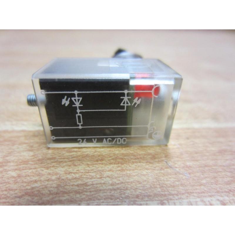 mac valves 45a sa2 ddaj 1kd solenoid valve connector only. Black Bedroom Furniture Sets. Home Design Ideas