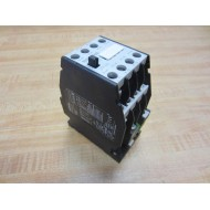 Siemens 3TF4-022-0A Contactor 3TF40220A Coil Tested - Used
