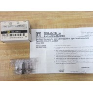 Square D 9999-D01 Auxiliary Contact 9999D01