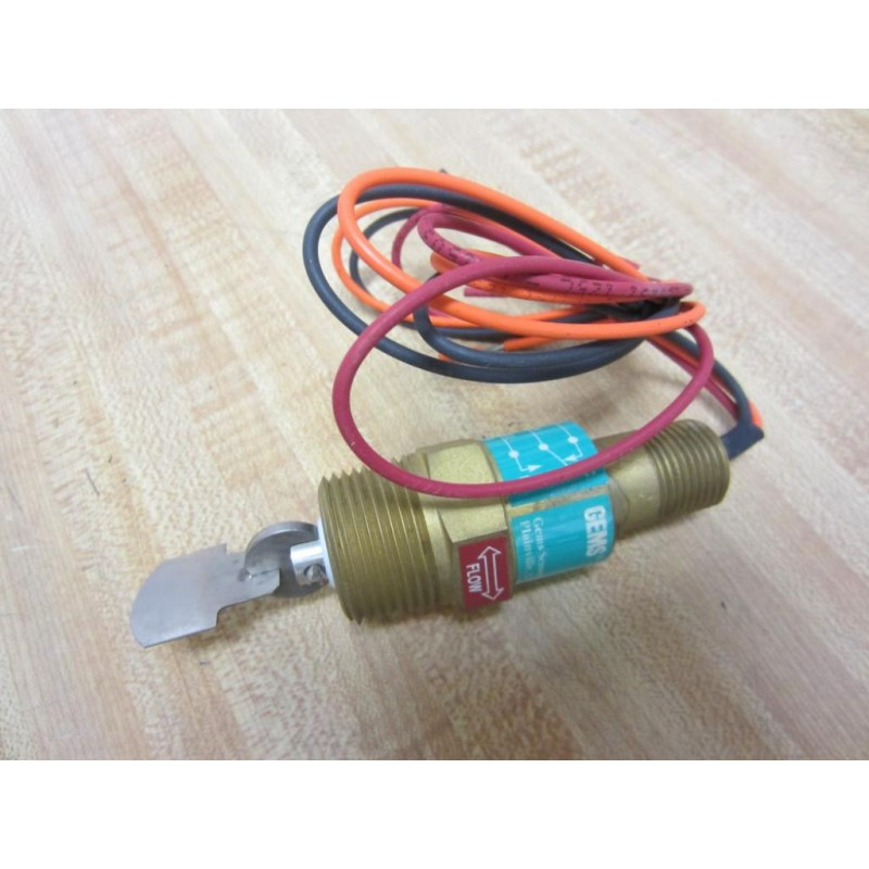 Paddle flow switches, reed switch contact, external body ...