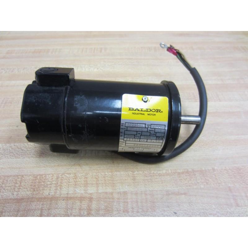 Baldor Ap233001 Industrial Motor Used Mara Industrial
