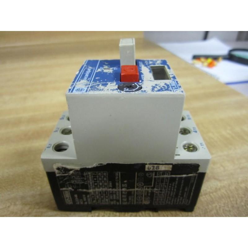 Telemecanique gv1 mo8 motor starter gv1m08 obsolete used mara industrial Telemecanique motor starter