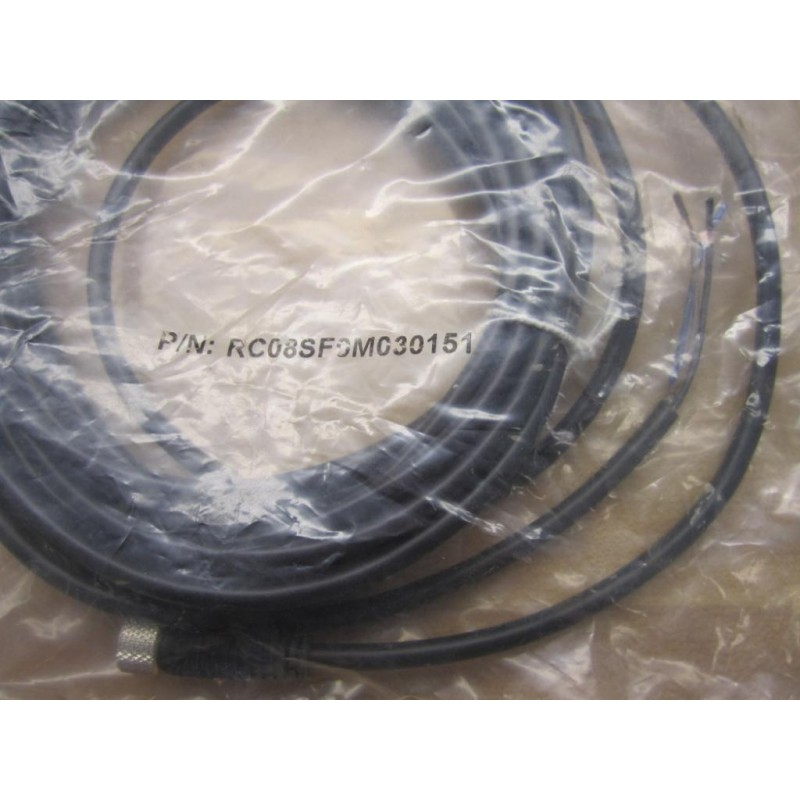 NEW NUMATICS RC08SF0M030151 CABLE ASSEMBLY
