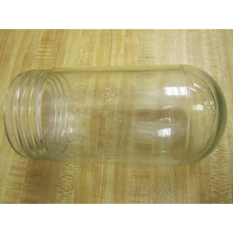 Crouse Hinds V75 Clear Glass Globe