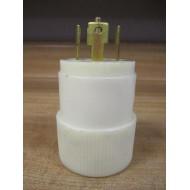 Bryant 72330NP Techspec Plug L2330 White - New No Box