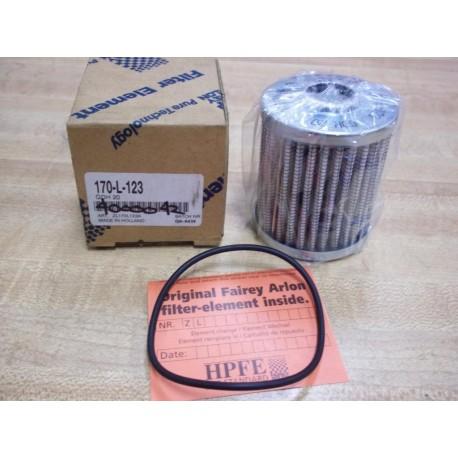 Filter 170-L-123A Fairey Arlon 170L123A