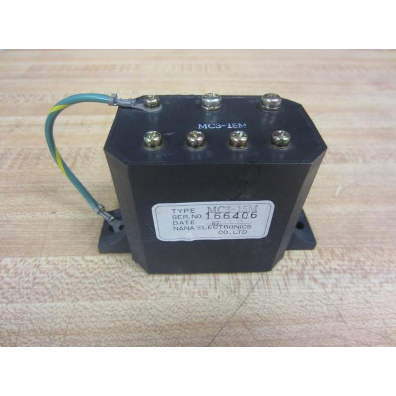 969eba8d8d Nana Electronics MC3-15M Sensor MC315M Tested - Used