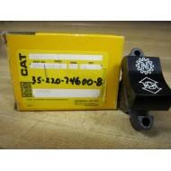 CAT 090-5506 Honeywell Rocker Switch 1TP672L4