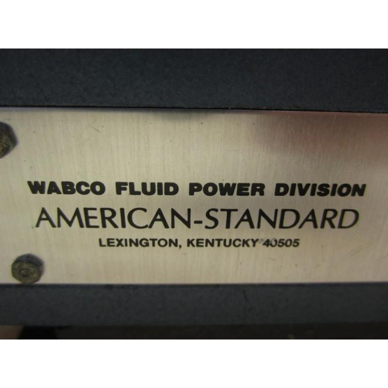 American Standard PJ30200 Wabco Valve PC - New No Box - Mara Industrial