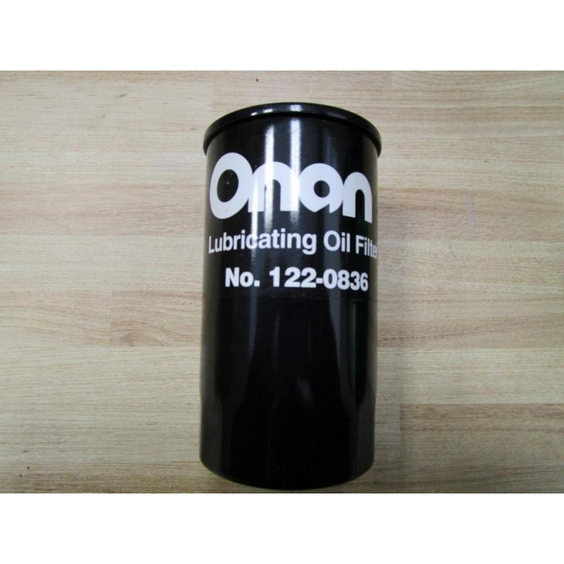 Onan 122-0836 Oil Filter - Mara Industrial