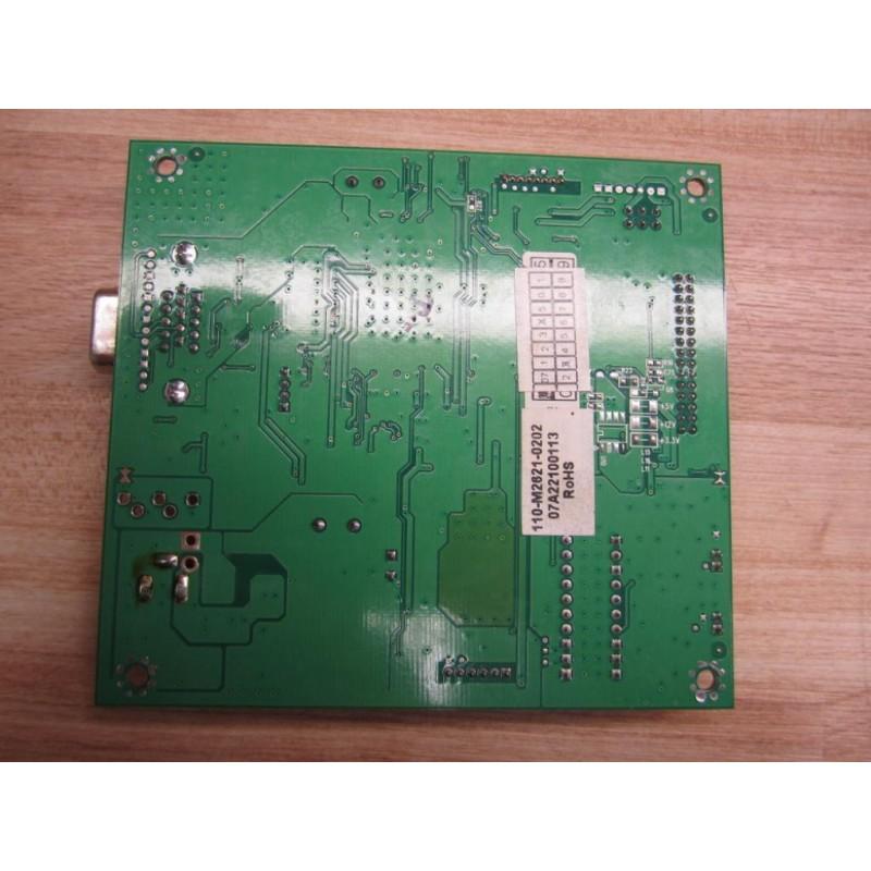 Vita 801 M2621 0300 Circuit Board Broken Pin