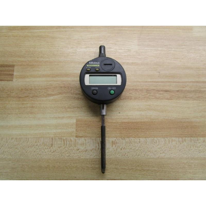 Electronic Drop Indicators : Mitutoyo i electronic drop indicator used mara