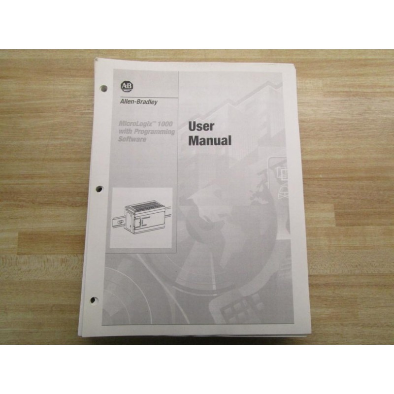 Allen Bradley user manual