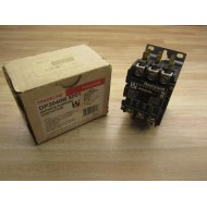 Honeywell DP3040B-5001 Definite Purpose Contactor