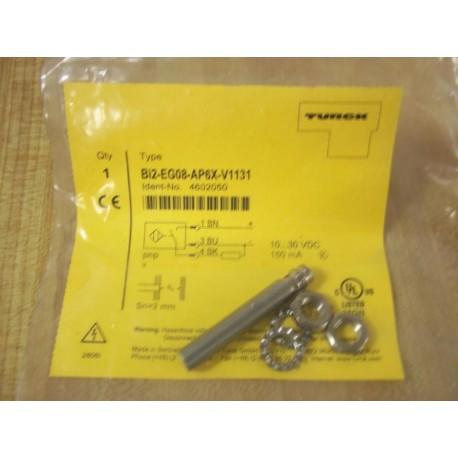 ONE NEW Turck Proximity Sensor BI2-EG08-AP6X-V1131 BI2EG08AP6XV1131