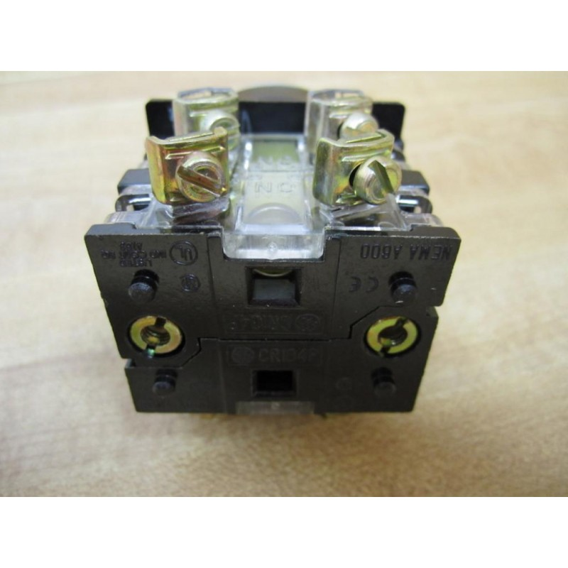 General Electric Selector Switch