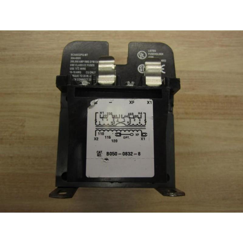 Impervitran B050-0832-8 Control Transformer - New No Box ... on