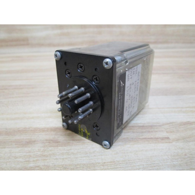 Action Instruments 1000-6016 10006016 Relay - Used