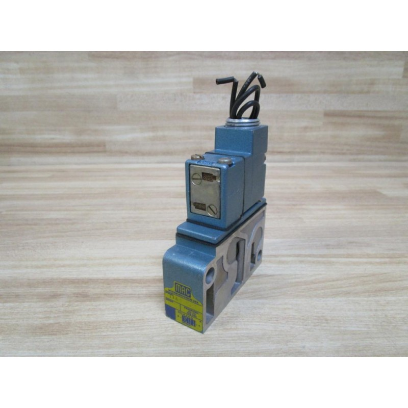 mac valves 913apm111c solenoid valve shortened wires new no box mac valve solenoid wiring wiring diagram simonand  at crackthecode.co