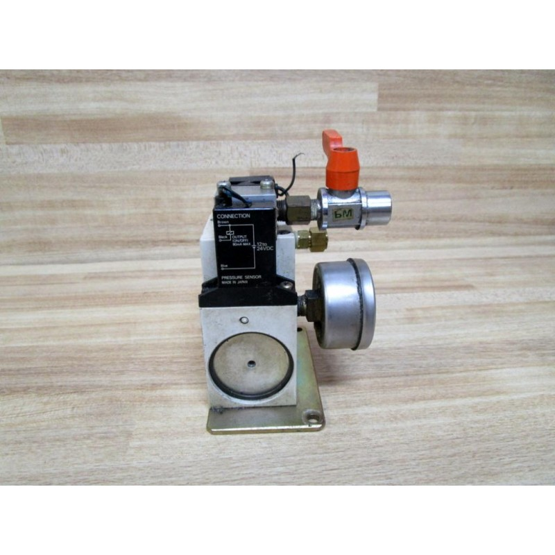Taco VC1-102-0083 Robot Vacuum Generator VC11020083 - Used