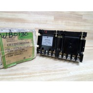 General Electric CR120BX1C Contact Module Relay