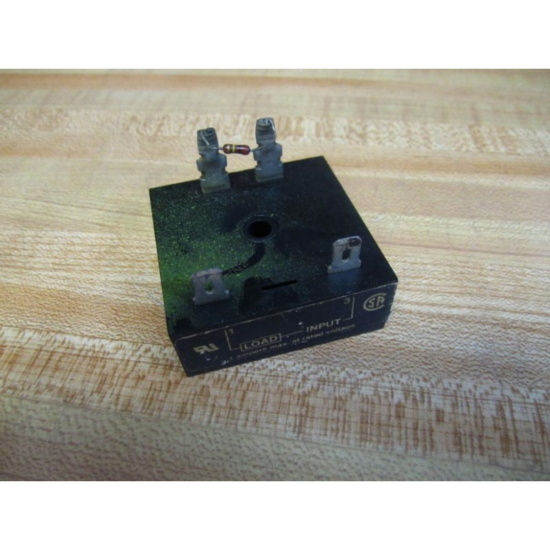 Ssac Ts1421 Solid State Timer - Used