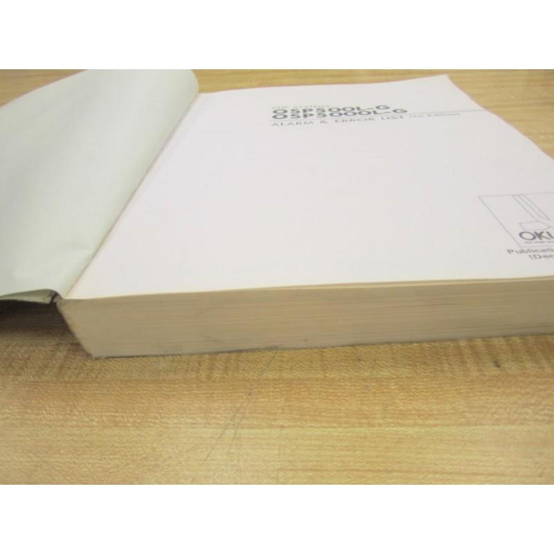 Okuma osp e100l manual