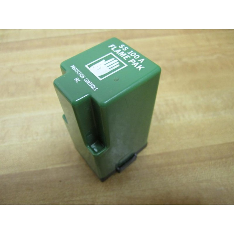 Protection Controls Ss-100-a Relay Ss100a Tested